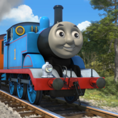 Thomas in The Adventure Begins