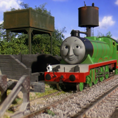 Henry in Thomas and the Magic Railroad