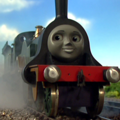 Emily in Calling All Engines!