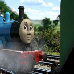 Edward in full CGI