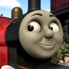 James in the thirteenth season