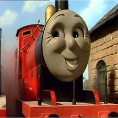James in the tenth season
