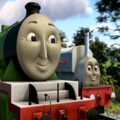 Henry and Stanley in the fourteenth season