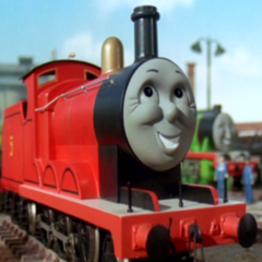 James in the sixth season