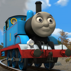 Thomas in Tale of the Brave