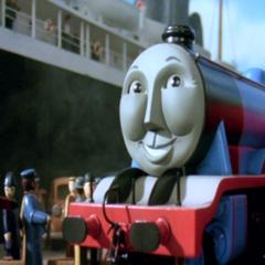 Gordon in the sixth season