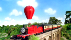 JamesandtheBigRedBalloon