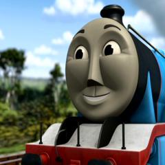 Gordon in Hero of the Rails