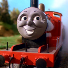 James in the third season