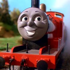 James in the third season