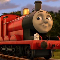 James in the nineteenth season