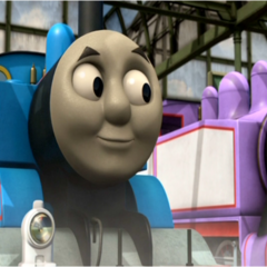 Thomas in the fifteenth season