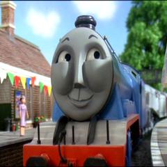 Gordon in the seventh season