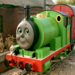 Percy in the sixth season