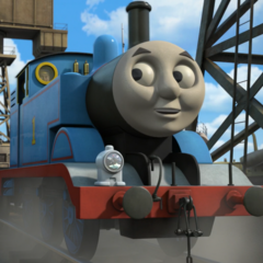 Thomas in The Great Race