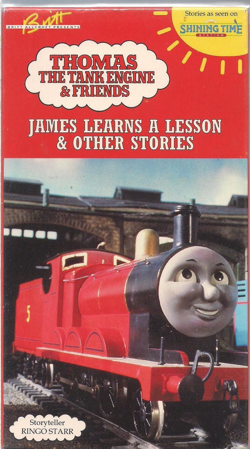 James Learns A Lesson And Other Stories