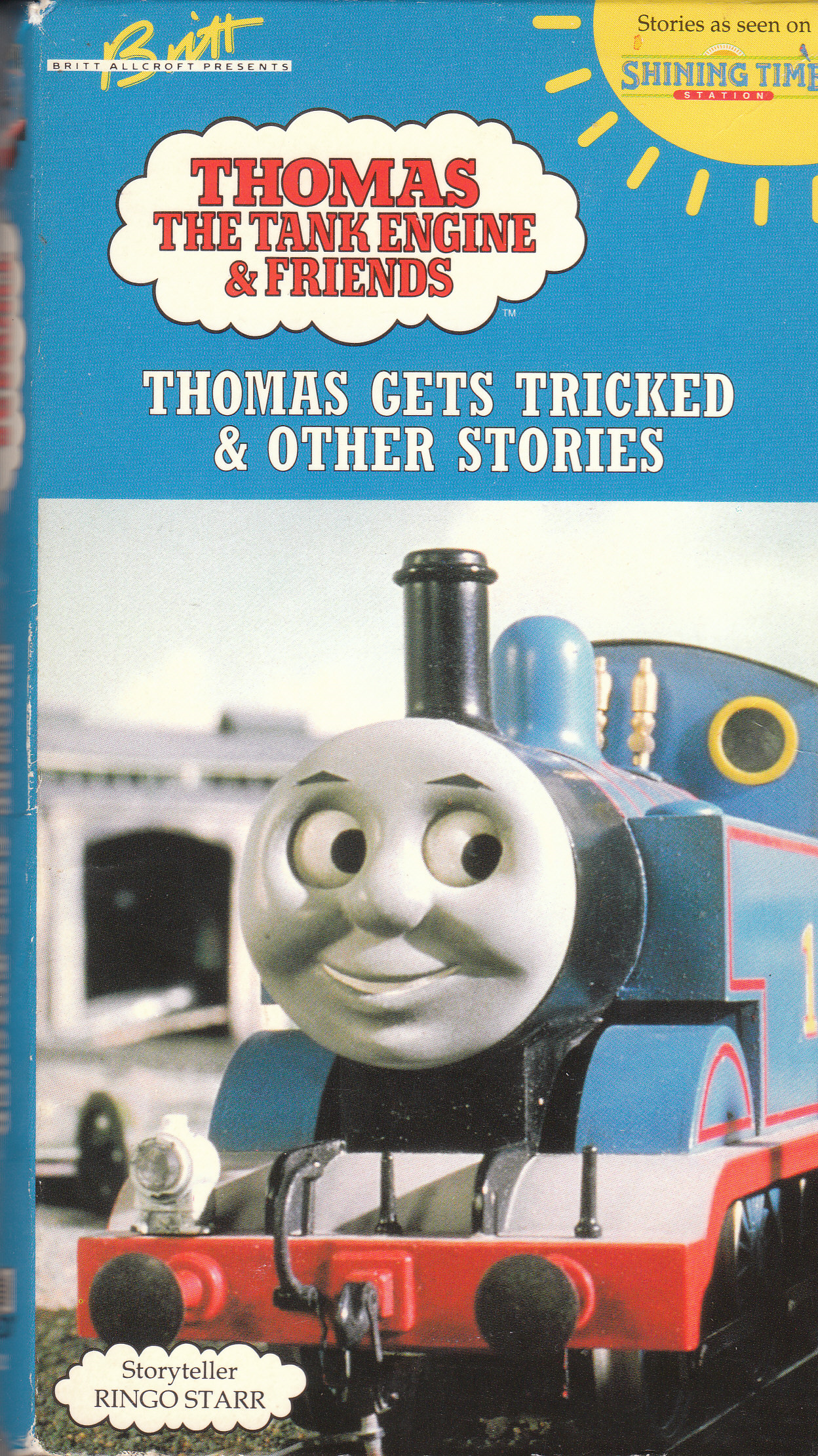 Thomas Gets Tricked Other Stories