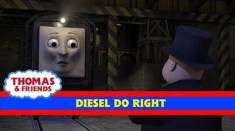 Diesel Do Right - UK - HD