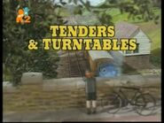 Tenders and Turntables UK