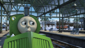 Panicky Percy