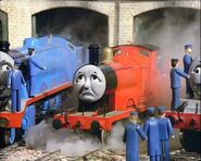 10 James and the Express