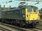 Peel Godred-Lokomotiven