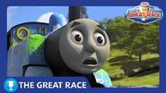 """The Great Race"" Trailer Thomas & Friends"