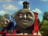 Thomas und James sie rasen