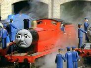 Thomas und seine Freunde - S01E10 - James und der Schnellzug