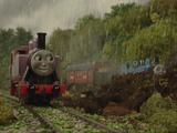 Thomas und die Geburtstagsgeschenke