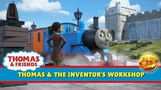 Thomas & the Inventor's Workshop - UK (HD) Series 24