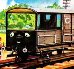 Toad - Railway Series