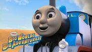 Thomas & Friends Big World! Big Adventures! Official Movie Trailer