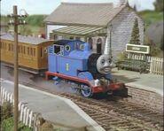 Thomas and the Guard British Narration