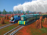 Thomas als Reiseleiter