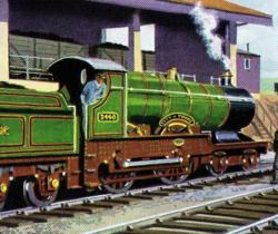 City of Truro - Railway Series