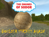 Boulder Strikes Again