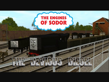 The devious diesel