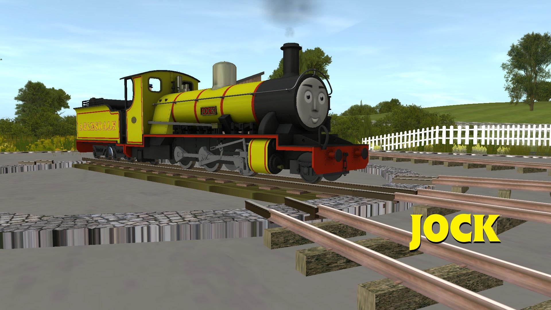 Jock | Thomas1Edward2Henry3 Wiki | FANDOM powered by Wikia
