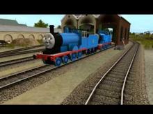 The runaway railcar