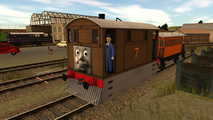Toby and henrietta by matt3985-d7r2j0d