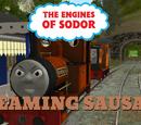 Steaming Sausage