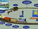 Thomas' Fun with Freight set