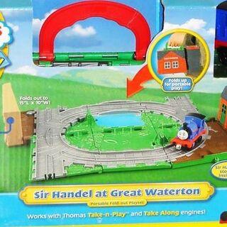 Take-n-Play Sir Handel at Great Waterton