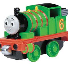 prototype Take-Along Percy