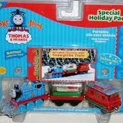 <i>Thomas' Special Holiday Pack</i>