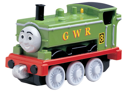 21 carded ERTL Thomas the Tank Engine diecast trains and rolling ...