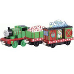 Percy and the holiday cars