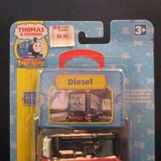 Diesel in Take Along packaging