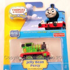 Jelly Bean Percy